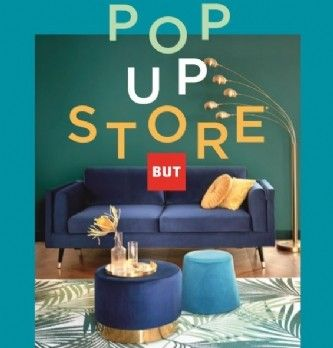 But ouvre un pop-up store à Paris