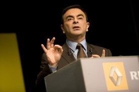 Renault:  Carlos Ghosn quittera probablement la direction de Renault avant 2022