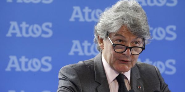Informatique : Atos part à l'assaut de Gemalto
