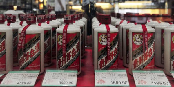 L'irrésistible ascension de Moutai, spécialiste de l'alcool national chinois, le baiju