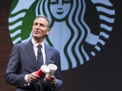 Démission surprise du PDG de Starbucks