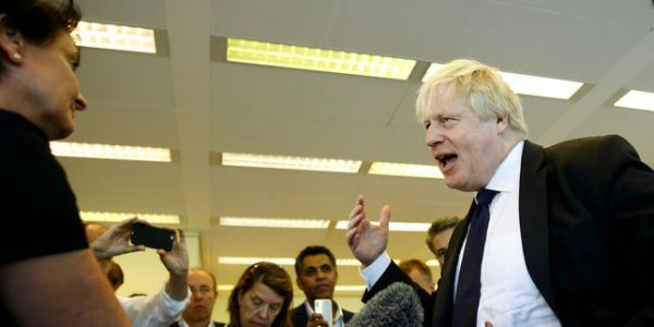 "Brexit : « Le ""fuck business"" de Boris Johnson risque de se retourner en ""fuck Britain"" »"