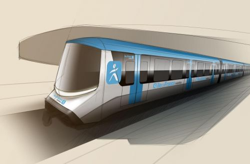Alstom construira les trains du Grand Paris Express