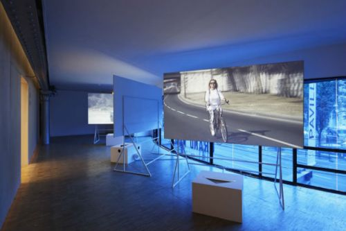Exposition:  Les routes du futur du Grand Paris