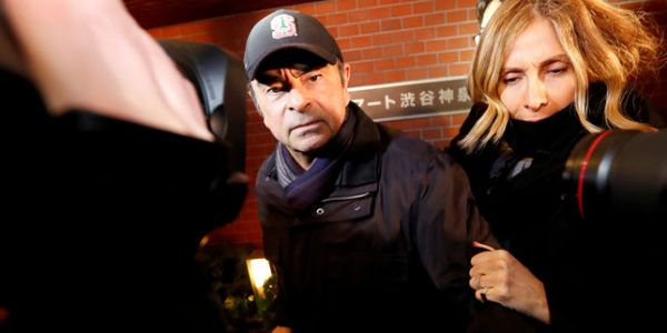 LA COUR SU^RÊME DU JAPON REJETTE LE RECOURS DE CARLOS GHOSN CONTRE LA PROLONGATION DE SA DÉTENTION