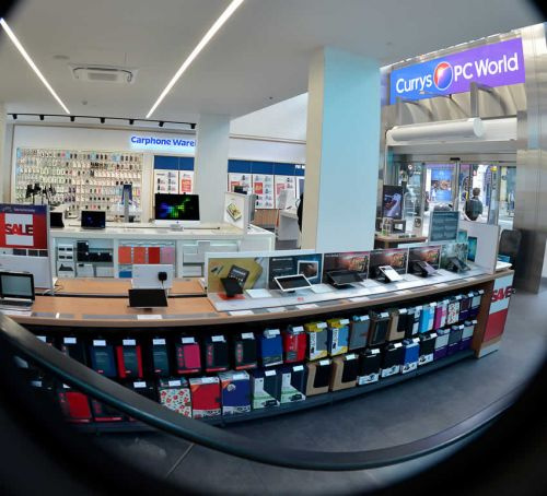 DIXONS CARPHONE PLC ORD 0.1P:  Dixons Carphone confirme la baisse de ses résultats