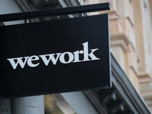 Co-working:  WeWork arrive à Wall Street