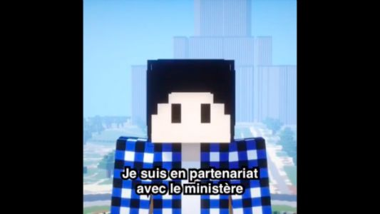 « Minecraft.gouv »:  la fin du game