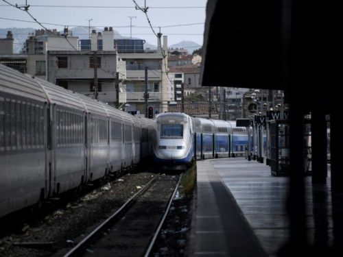 Le train a regagné du terrain en France en 2017