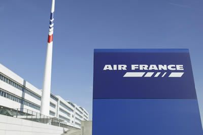 AIR FRANCE -KLM:  Air France signe un accord salarial pour le personnel au sol