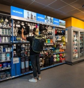 Franprix renforce son partenariat avec Decathlon en Ile-de-France
