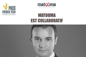 Matooma:  lauréat de la promotion 2017 - 2018 du Pass French Tech