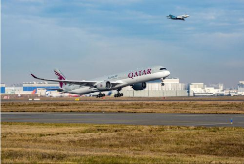 Les secrets de l'Airbus A350-1000 de Qatar Airways