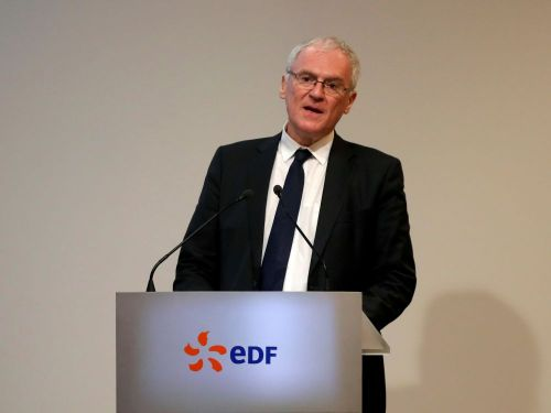 EDF: ni scission, ni privatisation au programme, insiste le PDG