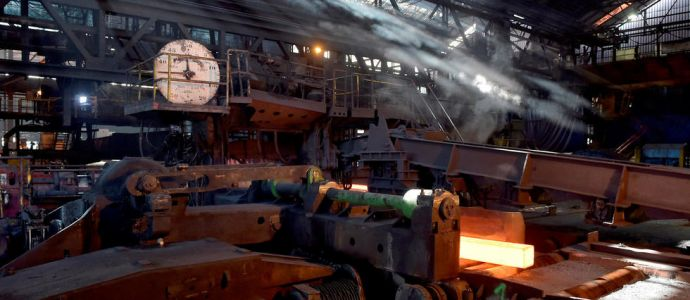Faillite de British Steel : inquiétude à l'usine d'Hayange